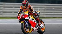 Marc Márquez repite en el segundo libre de MotoGP en Catar