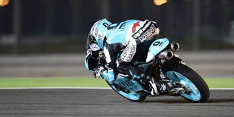 Doblete del Leopard Racing en el FP3 de Moto3 en Doha