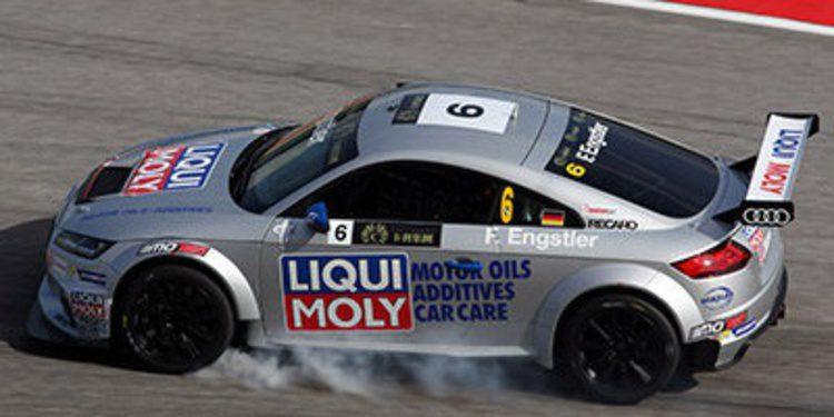 Kevin Gleason consigue la primera pole de las TCR en Sepang