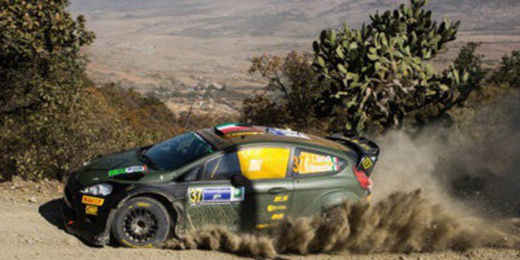 Lista de inscritos del Rally de Argentina del WRC 2015