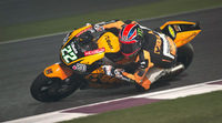 Pole de Moto2 para Sam Lowes en Doha con caída incluida
