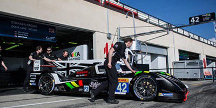 Strakka Racing contento con la vuelta al WEC