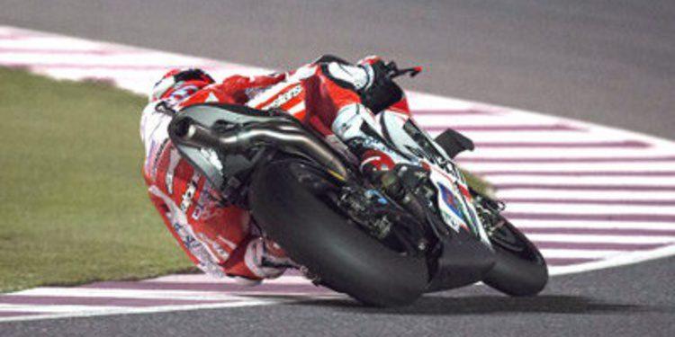 Andrea Dovizioso consigue la pole de MotoGP en Catar