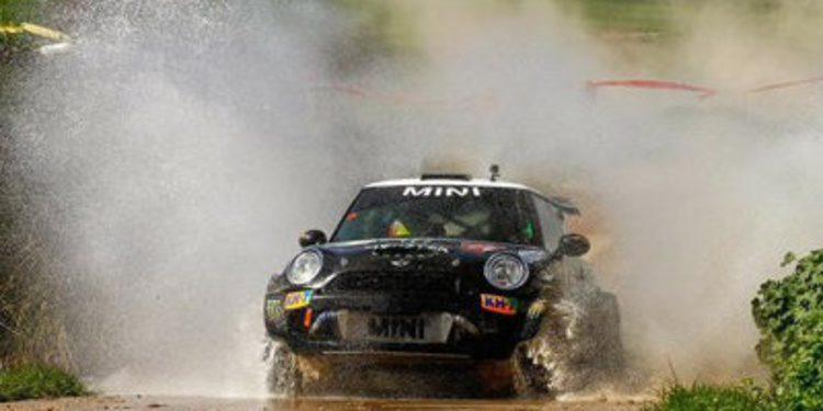 Nani Roma se impone en el I Rally Circuito de Navarra del CERT