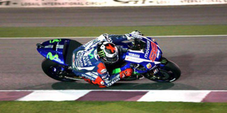 Sensaciones tras la Q2 de MotoGP en Losail