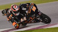 Alexis Masbou gana en Moto3 en una carrera sin tregua