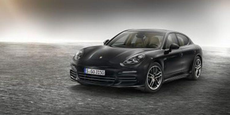 Porsche lanza el Panamera Edition en España
