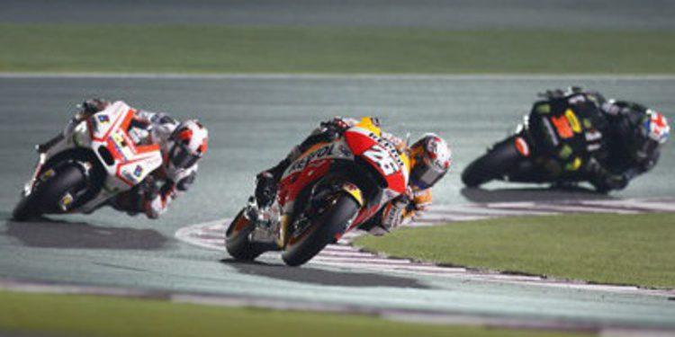 Declaraciones finales de los pilotos de MotoGP en Doha