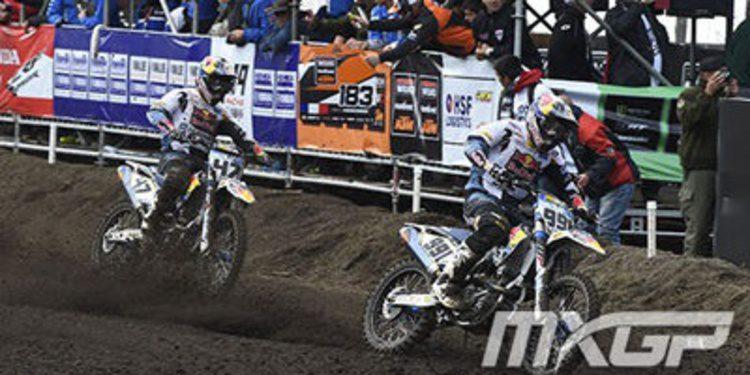 Max Nagl y Dylan Ferrandis triunfan en el MXGP de Argentina