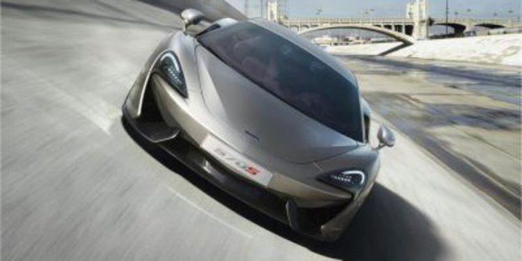 McLaren 570S Coupé: el acceso a gama con 570CV
