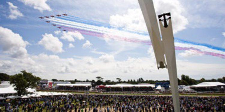Valentino Rossi debutará en el Goodwood FoS en junio