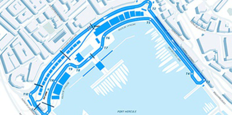 Circuito Monaco : La formula e desvela el circuito del eprix de monaco motor y racing