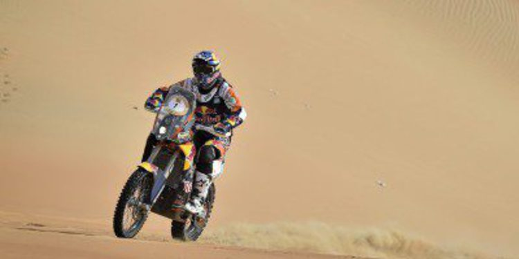 Marc Coma y Nasser Al-Attiyah ganan el Abu Dhabi Desert Challenge