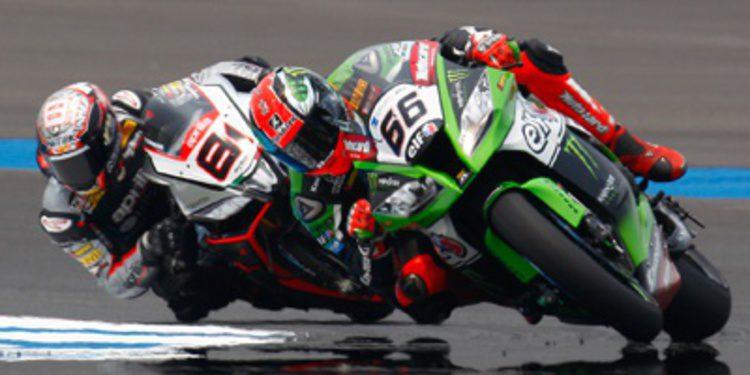 Cambios en el reglamento del Mundial de Superbikes
