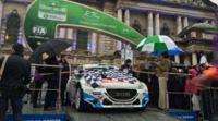 Orden de salida de la primera etapa del Circuit of Ireland