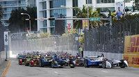 El mítico Long Beach recibe a la Formula E