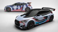 Hyundai RM15 Concept, biplaza con aires del WRC