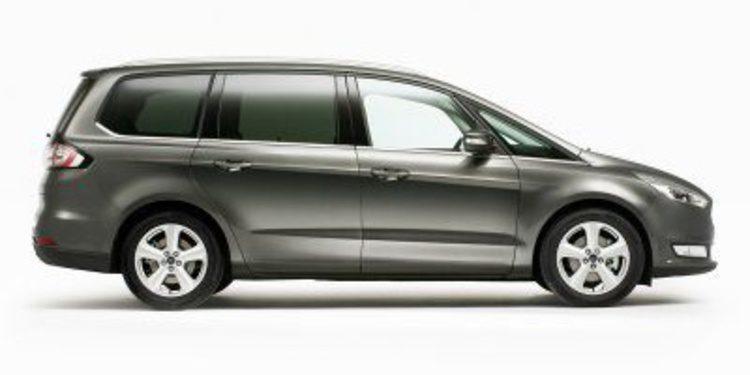 Nuevo Ford Galaxy: 7 plazas de innovación