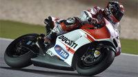 Andrea Dovizioso cauteloso con el nivel de la GP15