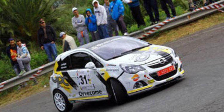 El Rally Islas Canarias 2015 mantiene su recorrido