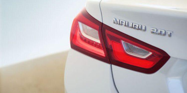Cambio radical en el Chevrolet Malibu americano