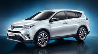 Toyota RAV4 Hybrid, una opción distinta para este SUV