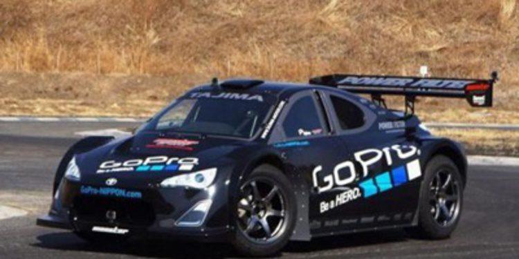 Nobuhiro 'Monster' Tajima recupera el Toyota GT86 V6