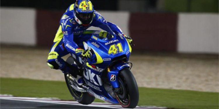 Davide Brivio analiza el rendimiento de Suzuki