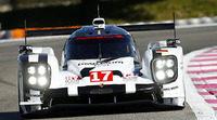 Porsche llega lleno de energía para Silverstone