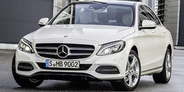El Mercedes-Benz Clase C actualiza la gama de acceso