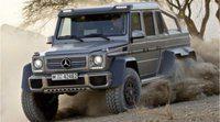 Adiós al Mercedes-Benz G63 AMG 6x6