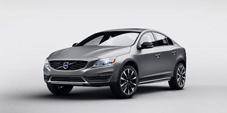 Los Volvo V60 y S60 Cross Country ya tienen precio