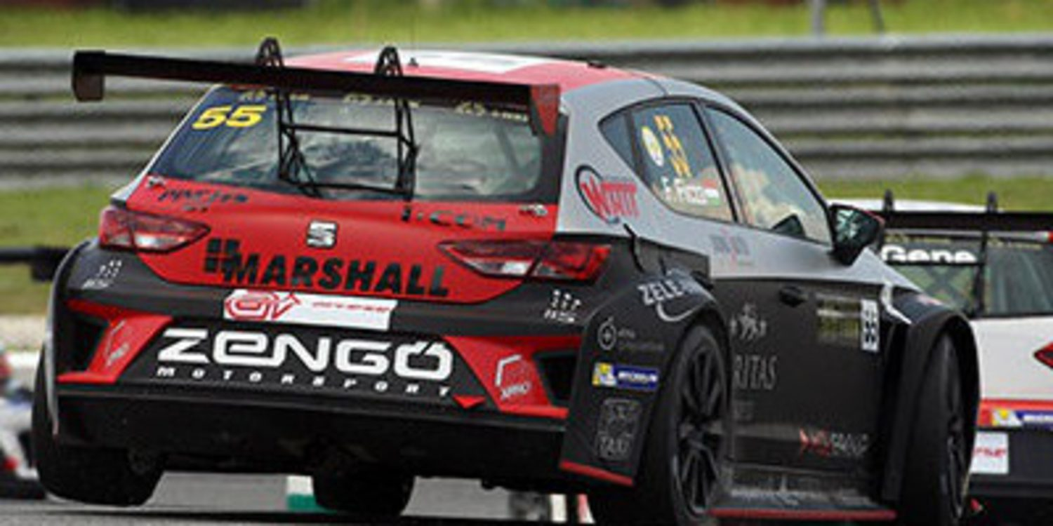 Las TCR Series llegan a China