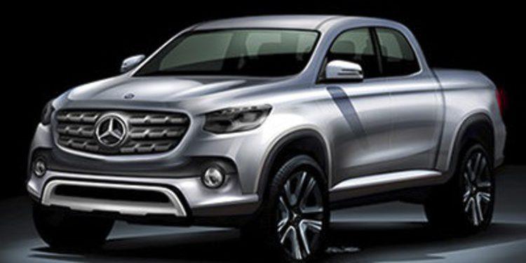 Nissan desarrollará con Mercedes-Benz una nueva Pick Up