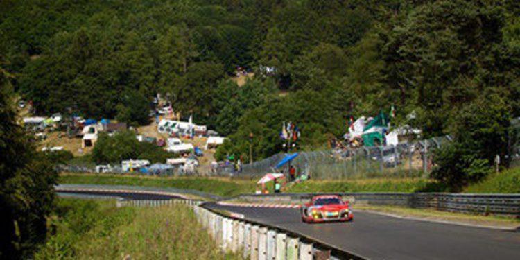 El Nurburgring levanta la prohibición a los GT3