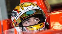 Charles Leclerc es el más rápido en Silverstone
