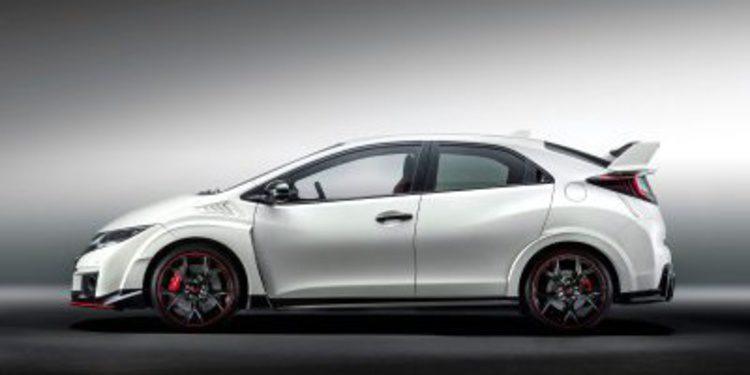 Honda publica los precios del nuevo Civic Type-R en España