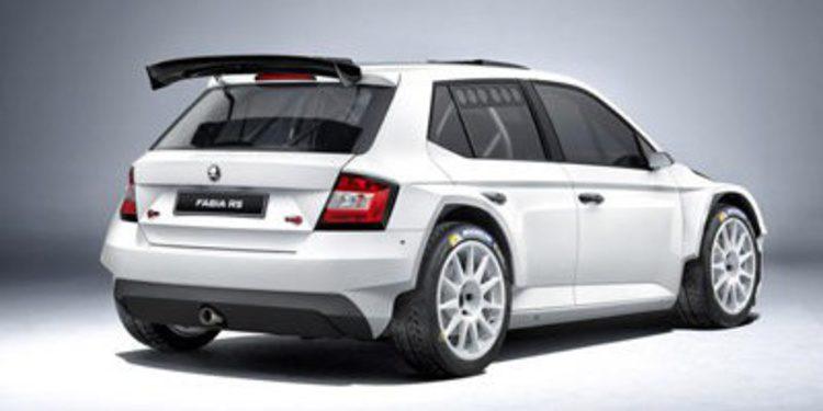 El Skoda Fabia R5 está listo para competir en el WRC