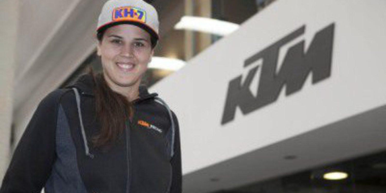 Laia Sanz deja Honda y ficha por KTM
