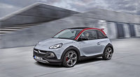 Opel desvela el nuevo Adam Rocks S