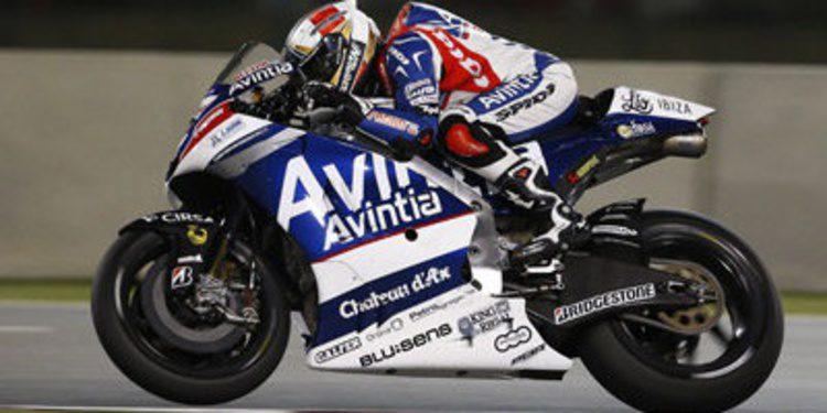 Segunda cita de la temporada para el Avintia Racing