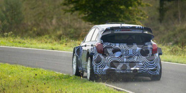 Hyundai Motorsport retrasa el nuevo i20 WRC hasta 2016