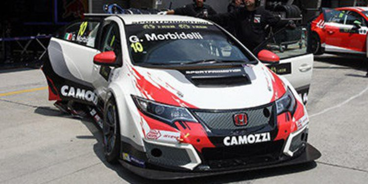 Gianni Morbidelli domina la primera carrera de las TCR Series