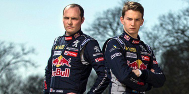 Davy Jeanney ficha por Peugeot-Hansen en rallycross
