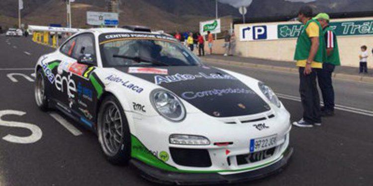 Miguel Fuster gana el 25º Rally Villa de Adeje