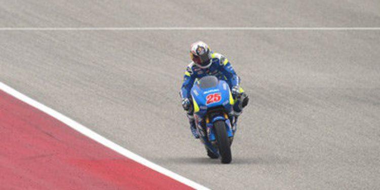 Los pilotos de MotoGP analizan la Q2 de Austin