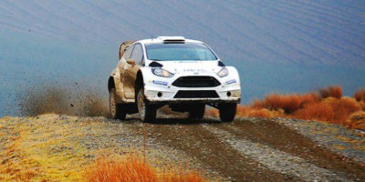 Gran confianza en M-Sport con el nuevo Fiesta RS WRC