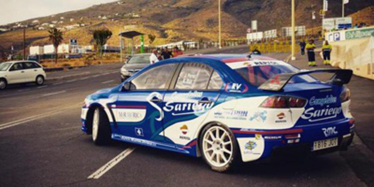 Trofeos y Copas del Rally Villa de Adeje del CERA