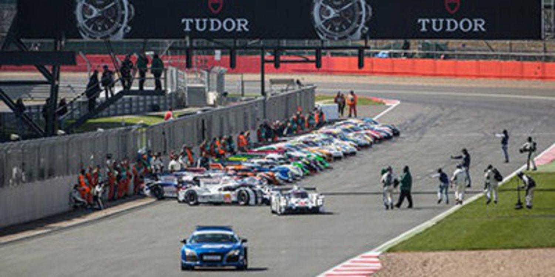 Audi gana unas frenéticas 6 Horas de Silverstone en el WEC