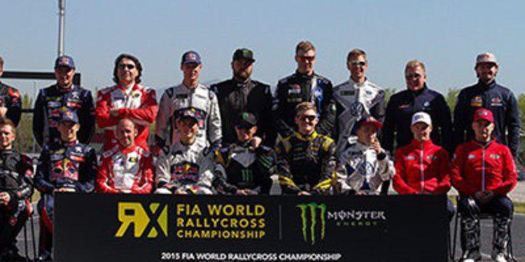 El FIA World Rallycross da el pistoletazo de salida a su segunda temporada